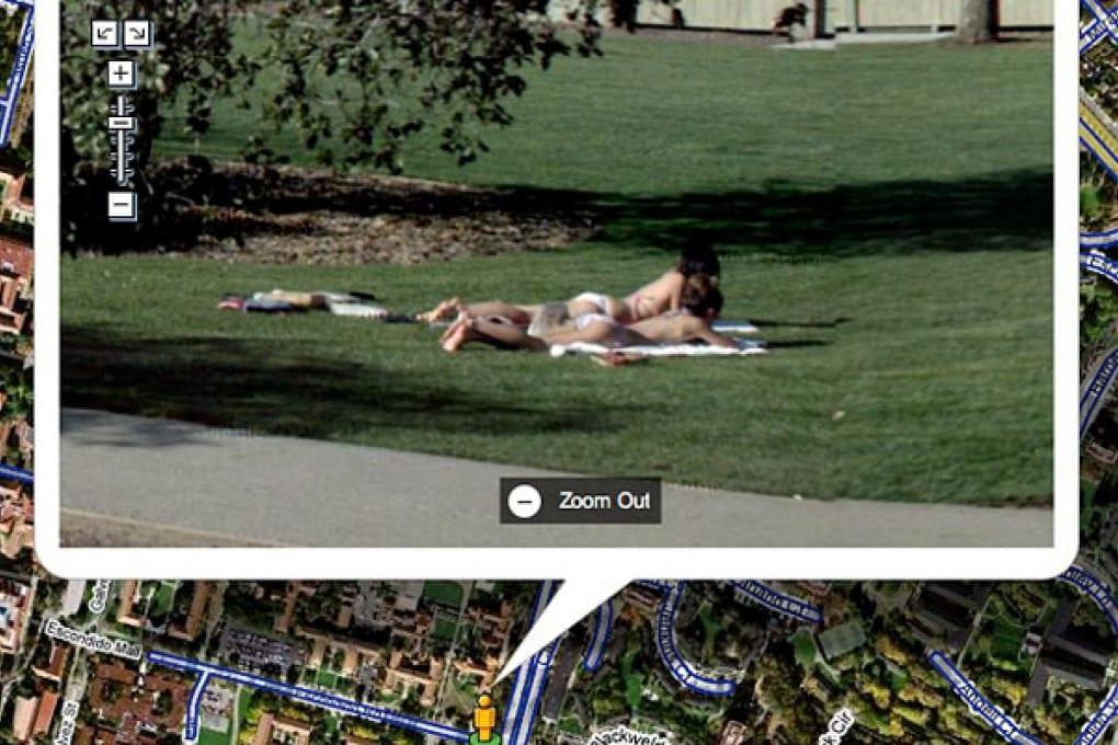 Google: i dati di StreetView in mano ai governi