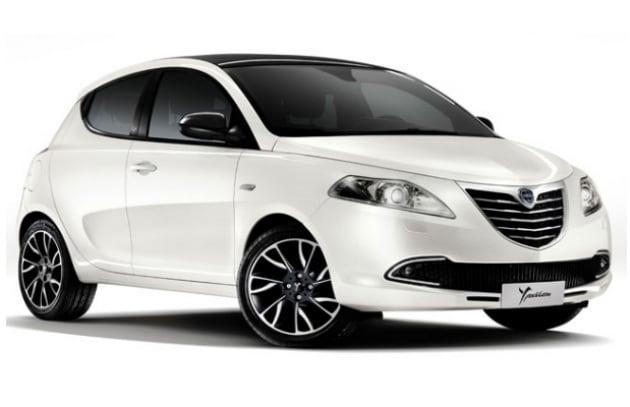 Novit motori city cars nuova lancia y e mini rolls - Lancia y diva 2011 ...