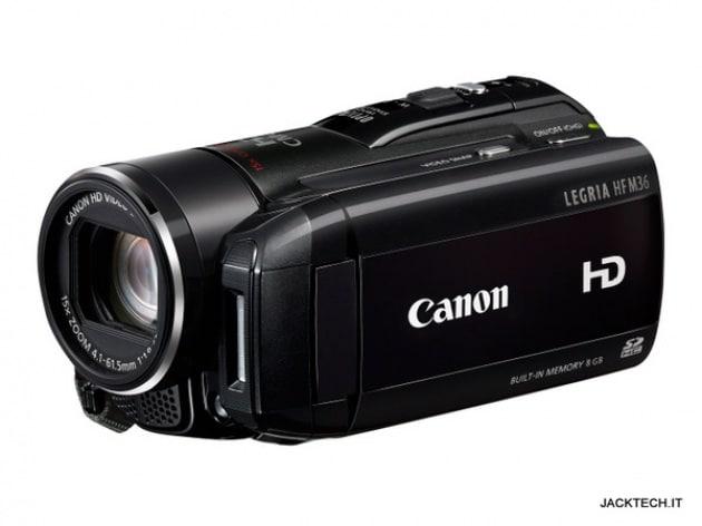 Videocamera Canon Legria HF M36