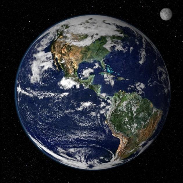 Copia di: La Terra vista dallo Spazio