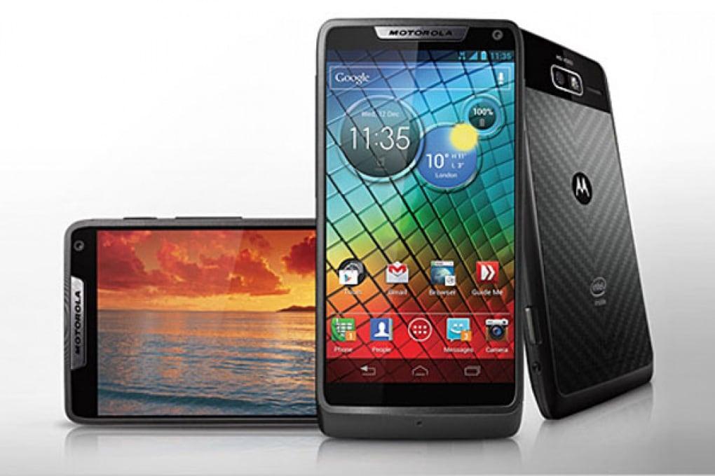 Motorola stupisce con un nuovo RAZR targato Intel