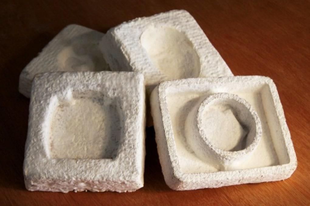 Il packaging del futuro viene dai funghi