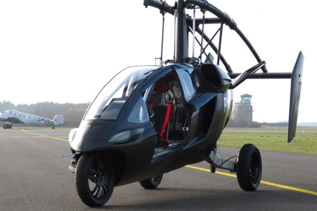 Le prime auto volanti sono pronte al decollo