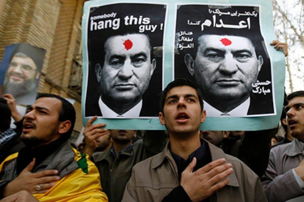 Egitto: blocco di Internet per le proteste
