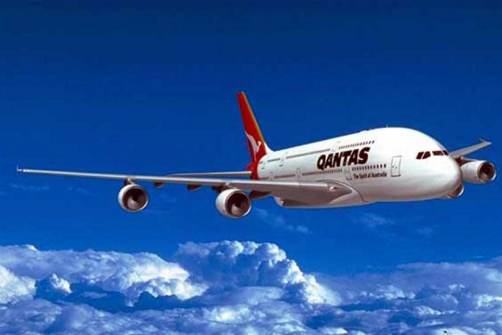 Qantas progetta aerei alimentati dai rifiuti