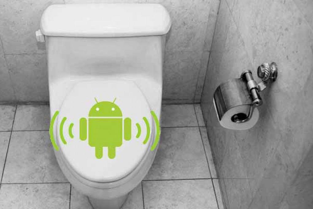 La toilette giapponese che controlli col cellulare