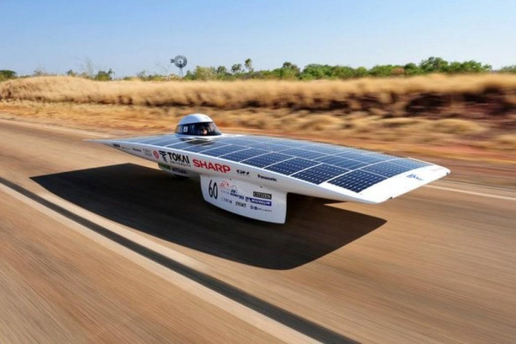 Il Sol Levante vince la World Solar Challenge