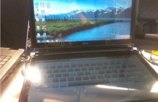 Scovato il notebook dual-screen di Acer