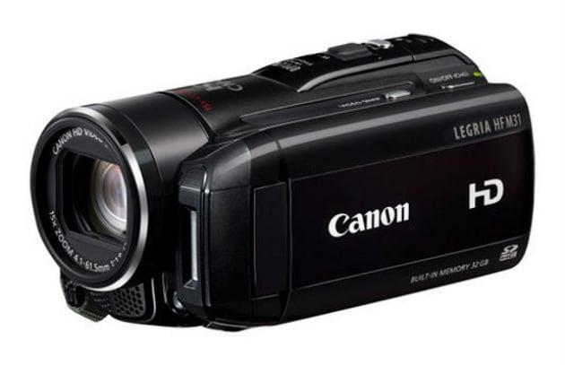 Canon Legria HF M31 - 906 €