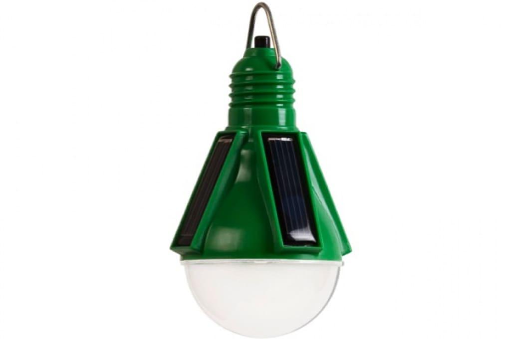 Lampadina a energia solare