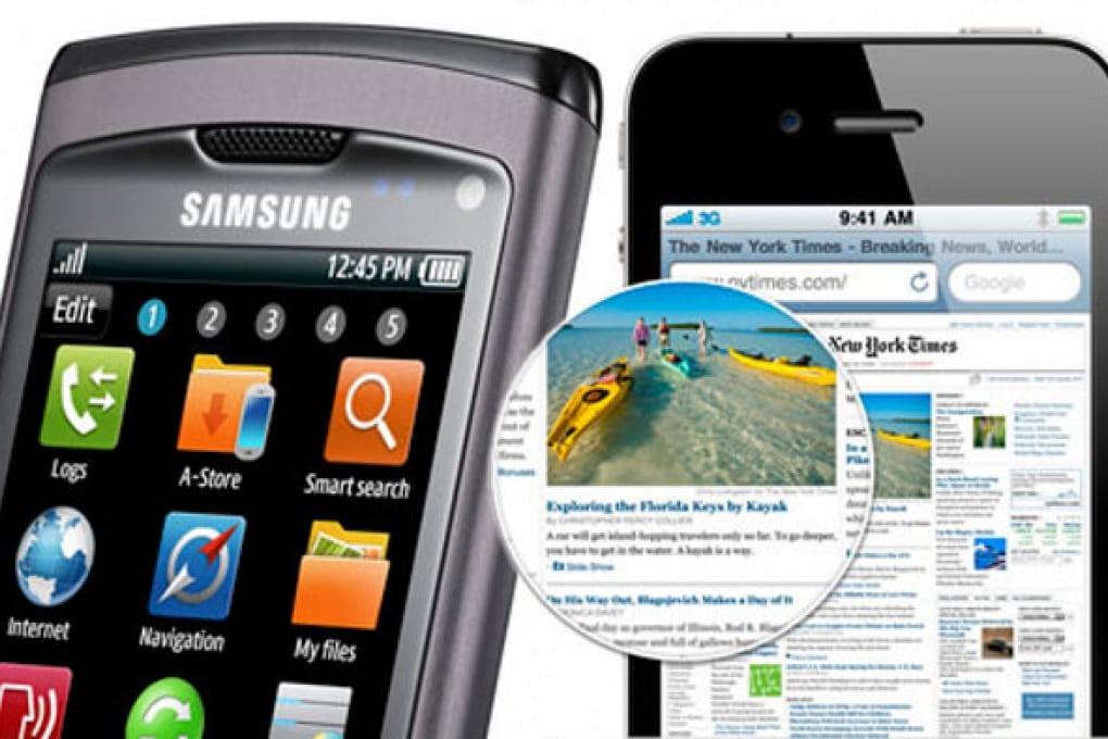 Apple blocca la vendita dei tablet Samsung in Europa