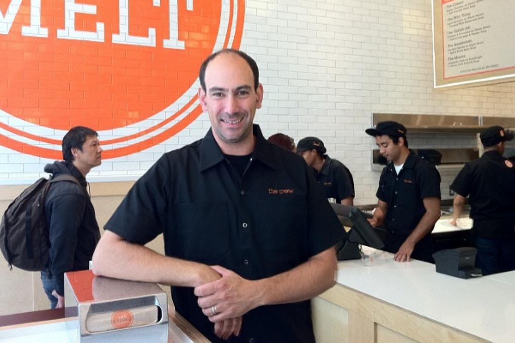 The Melt: ordina il pasto con lo smartphone