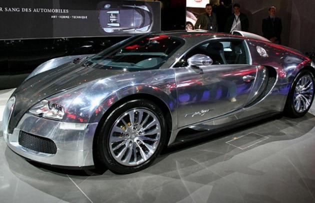 Web-scoop: ecco l'erede della Bugatti Veyron