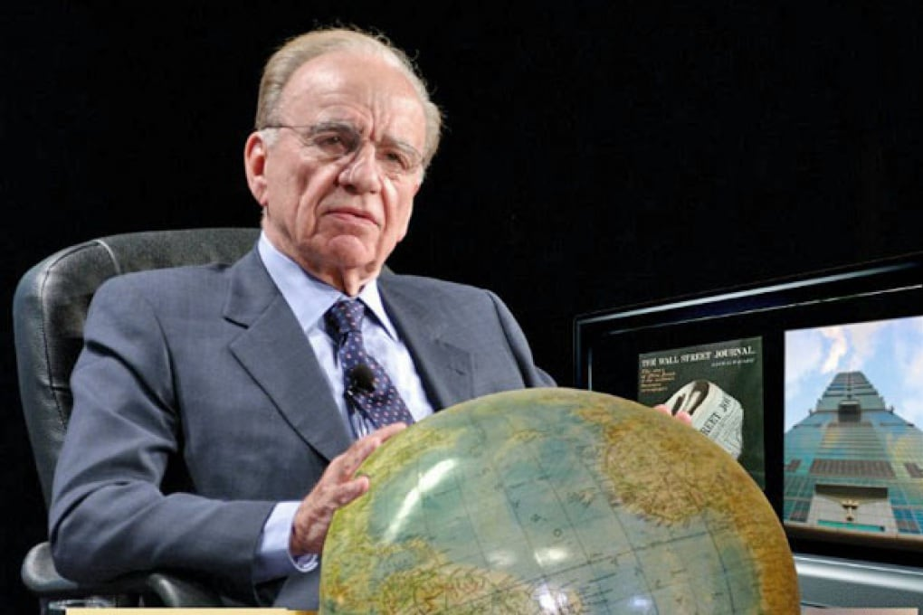 "Murdoch ""twitta"" e accusa Google di pirateria"