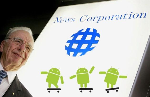 Google e Rupert Murdoch: è un film a lieto fine