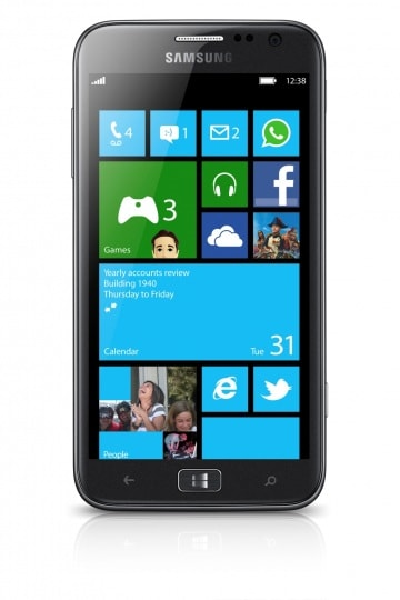 IFA 2012: Samsung
