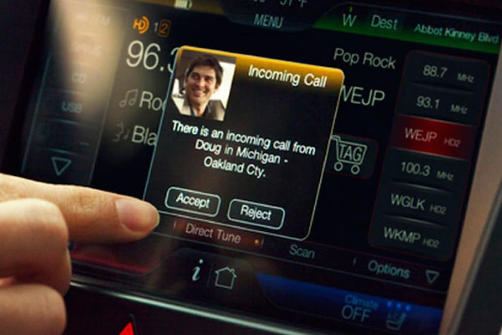 Ford e Microsoft aggiornano MyFord Touch