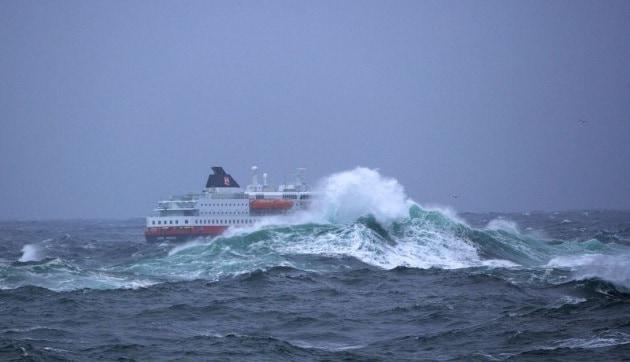 Navi in galleria: in Norvegia il primo grande tunnel navigabile