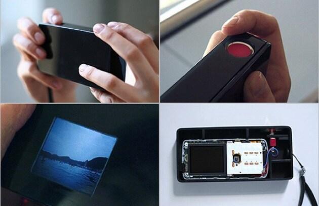 La prima fotocamera senza obiettivo