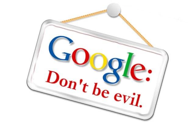 I social network urlano a Google: «Don't be evil»