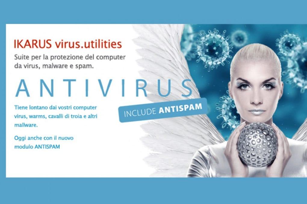 Novità antivirus: arriva Ikarus e ti protegge da tutto