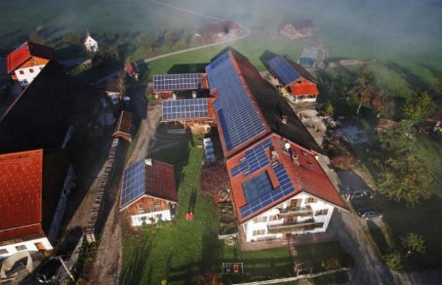 Il fotovoltaico illumina la Germania, ma...