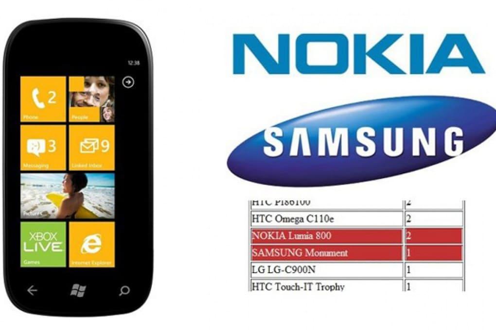 Scoop Nokia: Sea Ray, Sun o Lumia 800?
