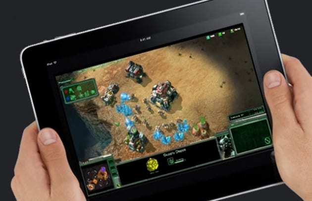Starcraft II invade anche iPhone ed iPad