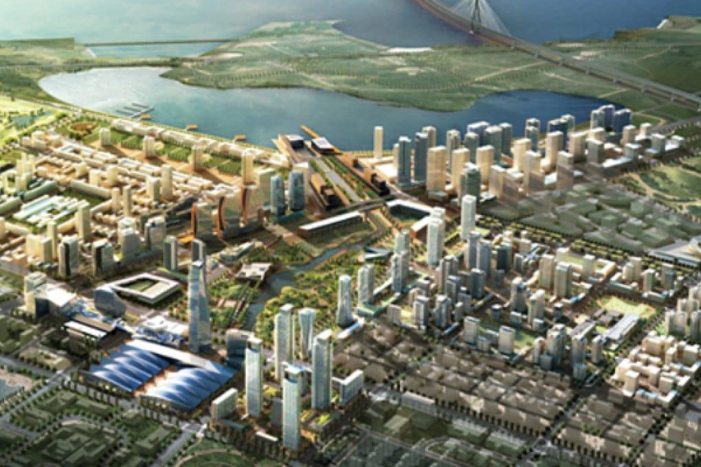 Songdo, la città istantanea che è la prima Aerotropolis