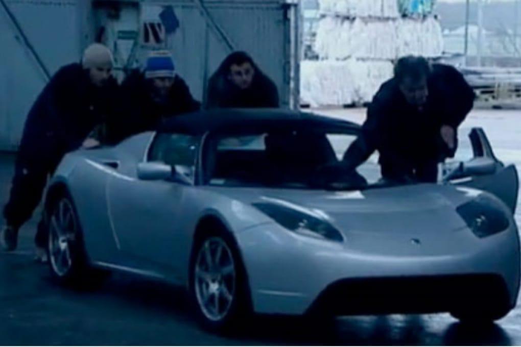 Tra Tesla e Top Gear è battaglia legale