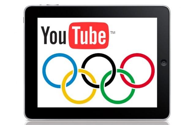 Olimpiadi in diretta su Youtube in Africa e Asia