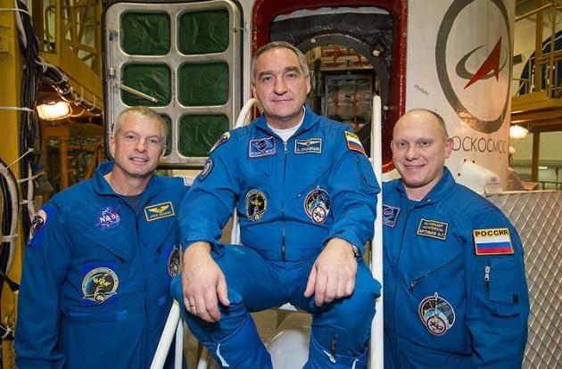 Soyuz: di nuovo in viaggio verso la Iss
