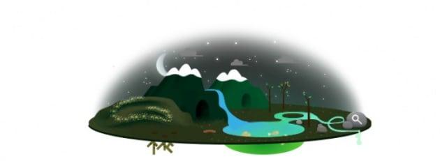 Giornata della Terra, anche Google festeggia con un Doodle animato