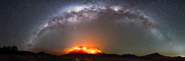 Figli delle stelle: le prime foto dell'Astronomy Photographer Of The Year 2014