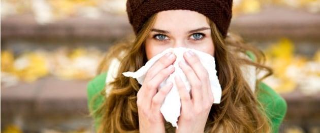 La scienza del raffreddore