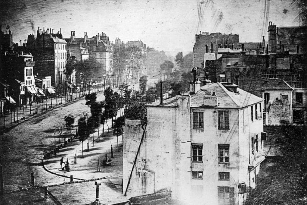 Qual è stata la prima persona a essere fotografata?