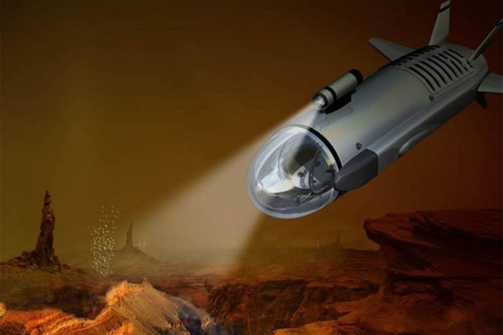 Sottomarini su Titano e serre su Marte: i progetti visionari della Nasa