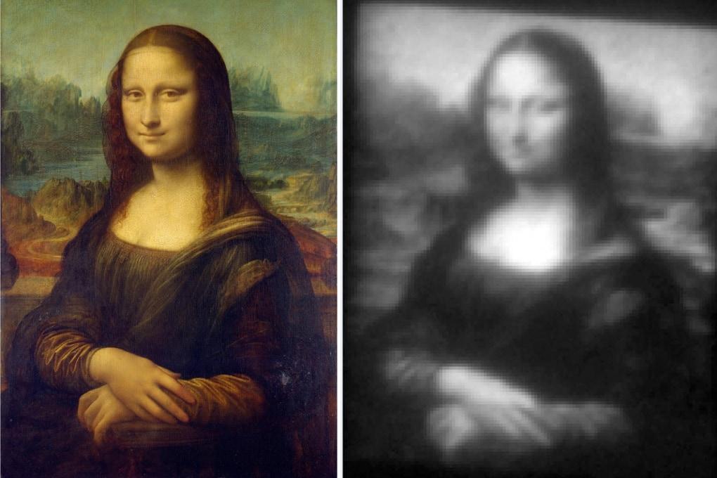 La Mini-Monna Lisa è il quadro più piccolo del mondo