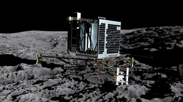 Philae e l'incognita batterie