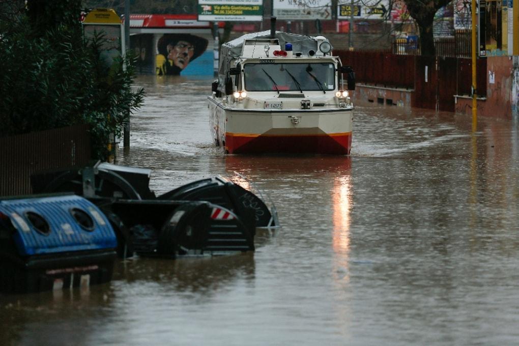 Cambiamenti climatici, fiumi e inondazioni
