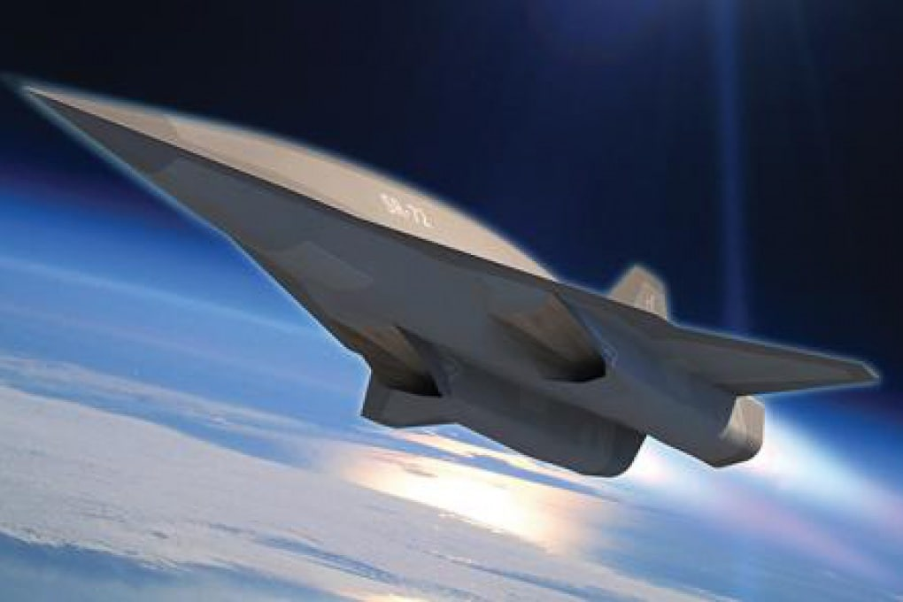 L'aereo spia ipersonico: prendilo se ci riesci!