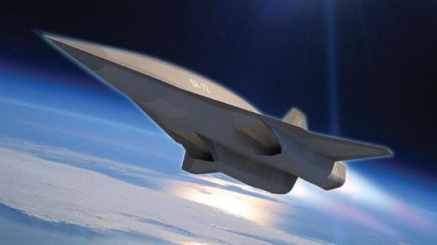 L aereo spia da 7200 km h l 39 erede del sr 71 - Si puo portare l ombrello in aereo ...