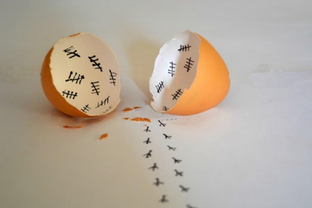 È nato prima l'uovo o la gallina?