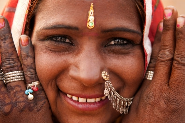 Un sorriso è uguale in tutto il mondo?