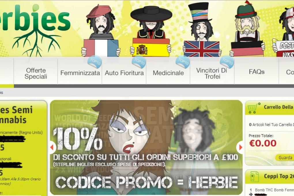Cannabis, cresce il commercio online e il consumo tra i giovani