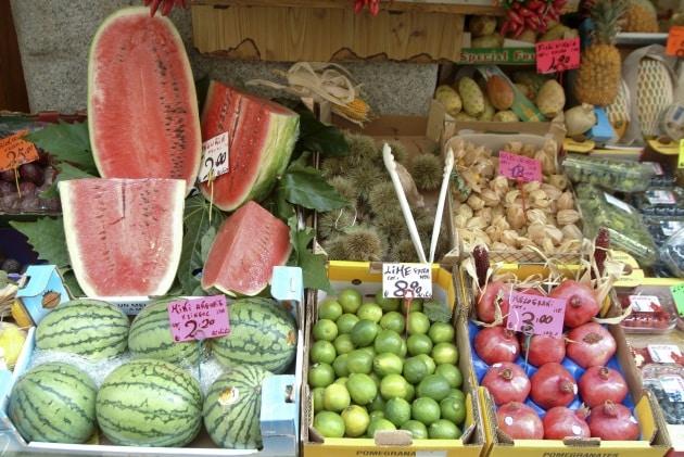 Quali frutti maturano anche dopo la raccolta?