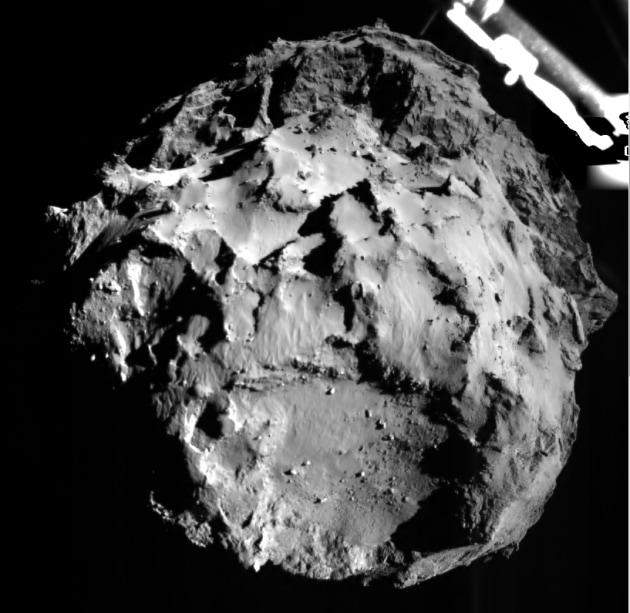 Le foto di Philae