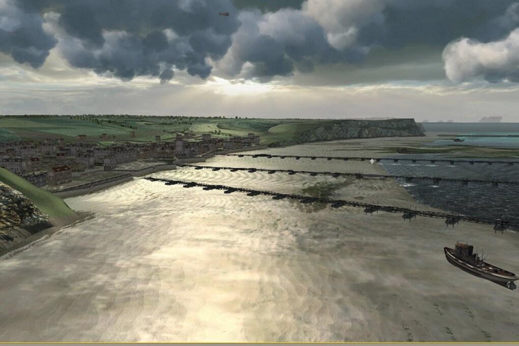 Lo sbarco in Normandia ricostruito in 3D e in realtà virtuale