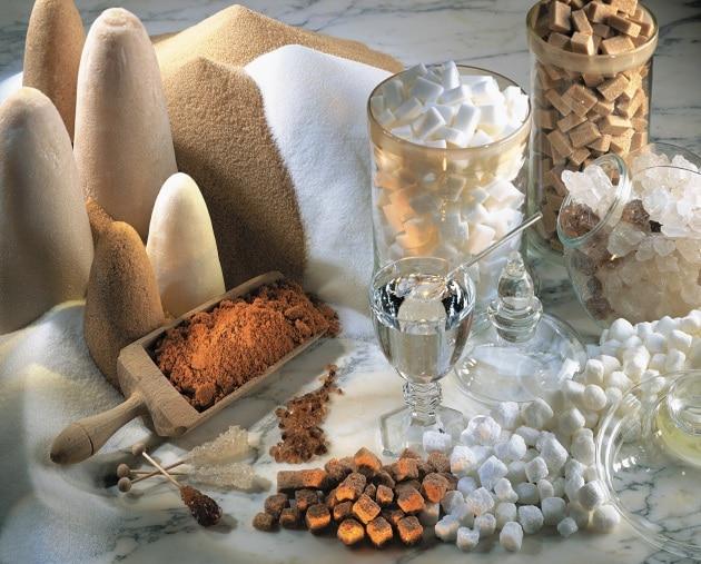 Lo zucchero bianco fa male più dello zucchero grezzo?