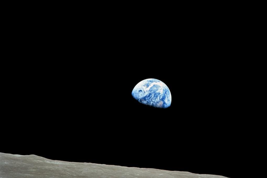 50 anni fa la prima foto della Terra che